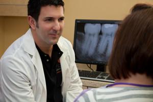 Dr D with Patient 3600